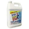 Motsenbocker's Lift-Off #2: Adhesives, Grease & Oily Stains Tape Remover, Lemon Scent, 1 gal Bottle