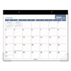AT-A-GLANCE Easy-to-Read Monthly Desk Pad, 22 x 17, Easy-to-Read, 2017