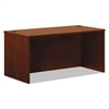 basyx BL Laminate Series Rectangular Desk Shell, 60w x 30w x 29h, Medium Cherry
