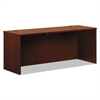 basyx BL Series Credenza Shell, 72w x 24d x 29h, Medium Cherry