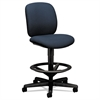 ComforTask Series Task Swivel Stool, Blue