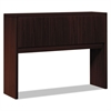 HON 10500 Stack-On Storage For Return, 48w x 14-5/8d x 37-1/8h, Mahogany