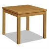 Laminate Occasional Table, Rectangular, 24w x 20d x 20h, Harvest