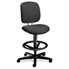 ComforTask Series Task Swivel Stool, Gray