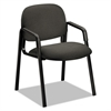 Solutions 4000 Series Seating Leg Base Guest Arm Chair, Gray