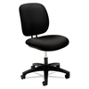 HON ComforTask Series Task Swivel Chair, Black