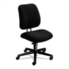 7700 Series Swivel Task chair, Black