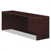 HON Valido 11500 Series Right Pedestal Credenza, 72w x 24d x 29-1/2h, Mahogany