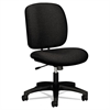 HON ComforTask Series Task Swivel/Tilt Chair, Black