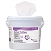 Oxivir TB Disinfectant Wipes, 11 x 12, White, 160/Bucket, 4 Bucket/Carton