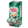 Coffee-mate Liquid Coffee Creamer, Irish Crème, 0.375 oz Mini Cups, 50/Box, 4 Box/Carton