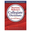 Merriam-Webster's Collegiate Dictionary, 11th Edition, Hardcover, 1,664 Pages