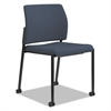 Accommodate™ Series Armless Guest Chair, Cerulean Fabric