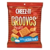 Cheez-it Grooves Crackers, Zesty Ranch, 3.25 Bag, 6/Box