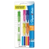 Paper Mate Clearpoint Mix & Match Mechanical Pencil, 0.5 mm, Assorted Color Tops