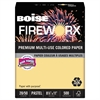 FIREWORX Colored Paper, 20lb, 8-1/2 x 11, Boomin' Buff, 500 Sheets/Ream
