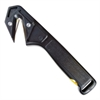 Cosco Band/Strap Knife, Black
