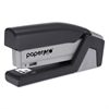 inVOLVE 20 Eco-Friendly Compact Stapler, 20-Sheet Capacity, Black/Gray