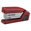 PaperPro inJoy 20 Compact Stapler, 20-Sheet Capacity, Red