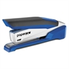 PaperPro inPOWER+ 28 Premium Desktop Stapler, 28-Sheet Capacity, Blue/Silver