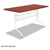 Impromptu Series Mobile Training Table Top, Rectangular, 72w x 24d, Cherry