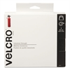 "Velcro Industrial Strength Sticky-Back Hook and Loop Fasteners, 2"" x 15 ft. Roll, Black"