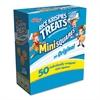 Kellogg's Rice Krispies Treats, Mini Squares, 0.39 oz, 50/Box