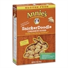 Annie's Homegrown Gluten Free Bunny Cookies, Snickerdoodle, 6.75 oz Box, 12/Carton