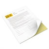 Xerox Revolution Digital Carbonless Paper, 8 1/2 x 11, White/Canary, 5,000 Sheets/CT
