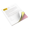 Xerox Revolution Digital Carbonless Paper, 8 1/2 x 11, Wh/Can/Pink, 2505 Sheets/CT