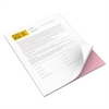 Revolution Digital Carbonless Paper, 8 1/2 x 11, White/Pink, 5,000 Sheets/CT