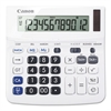 TX-220TSII Portable Display Calculator, 12-Digit, LCD