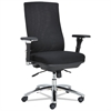 EY Series Mesh Multif Chair, 24-3/8w x 23-1/4d x 42-1/2 to 47-1/4h, Black