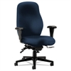7800 Series High-Performance High-Back Executive/Task Chair, Tectonic Mariner