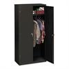 HON Assembled Storage Cabinet, 36w x 18-1/4d x 71-3/4h, Charcoal