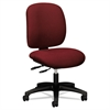 HON ComforTask Series Multi-Task Swivel/Tilt Chair, Burgundy