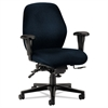 HON 7800 Series High-Performance Mid-Back Task Chair, Tectonic Mariner