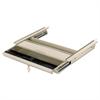 HON Center Drawer w/Core Removable Locks, 38000 Series, 19 x 14-3/4 x 3, Light Gray