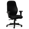 7800 Series High-Back Executive/Task Chair, Tectonic Black