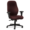 HON 7800 Series High-Back Executive/Task Chair, Tectonic Wine