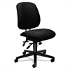 HON 7700 Series Asynchronous Swivel/Tilt Task chair, Seat Glide, Black