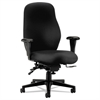 7800 Series High-Performance High-Back Executive/Task Chair, Tectonic Black
