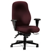 HON 7800 Series High-Performance High-Back Executive/Task Chair, Tectonic Wine