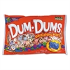Spangler Dum-Dum-Pops, Assorted Flavors, Individually Wrapped, 300/Pack