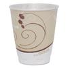 Symphony Design Trophy Foam Hot/Cold Drink Cups, 8oz, 300/Carton