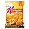 Kellogg's Special K Cracker Chips, Cheddar, 6/Box
