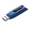 V3 Max USB 3.0 Drive, 128GB, Blue