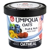 Umpqua Oats Super Premium Oatmeal, Kick Start, 2.71 oz Cup, 12/Carton