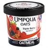 Umpqua Oats Super Premium Oatmeal, Jackpot, 2.53 oz Cup, 12/Carton