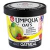 Umpqua Oats Super Premium Oatmeal, Mostly Sunny, 2.54 oz Cup, 12/Carton